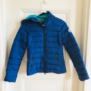 American Eagle Outfitters Down puffer coat